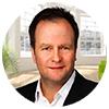 Matthias Wedel, Geschäftsführer von Agas Immobilien